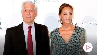 Mario Vargas Llosa cumple 84 años en plena cuarentena/Gtres