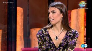 Sofía Suescun ha dado la cara por Kiko Jiménez./Mediaset