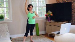 5 ejercicios que podemos hacer mientras vemos la televisión