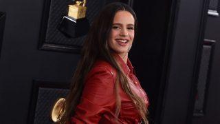 Rosalía en los premios Grammy / Gtres