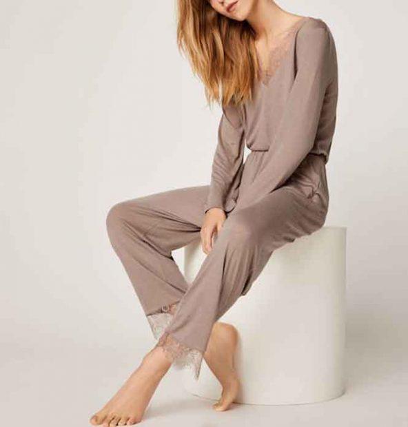 Los Pijamas También Pueden Ser Sexies Y Te Mostramos Algunos Ejemplos