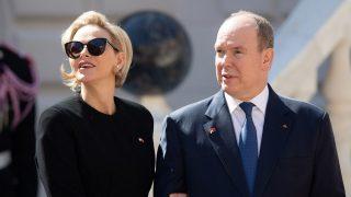 Alberto y Charlene de Mónaco en una imagen de archivo / Gtres