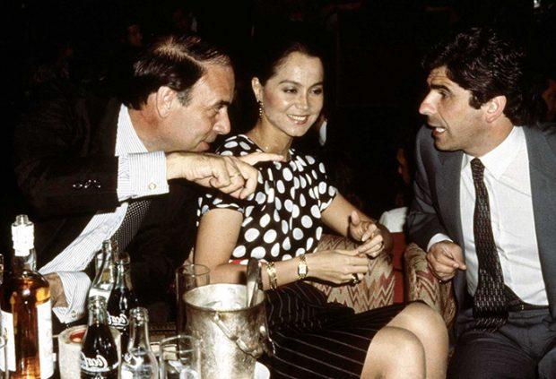 Imagen de archivo en la que aparecían Isabel Preysler y Carlos Falcó / GTRES