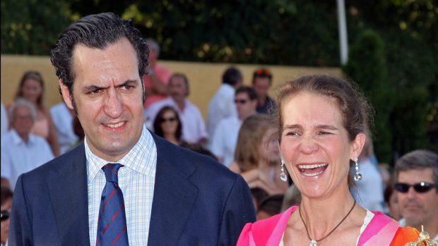 infanta Elena, Jaime Marichalar