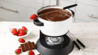 Pasos para preparar la mejor fondue de chocolate de confinamiento