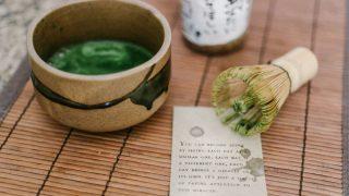El té verde es excelente para la piel