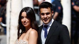 Marta Díaz y Sergio Reguilón han hecho oficial un romance conocido por todos / Gtres