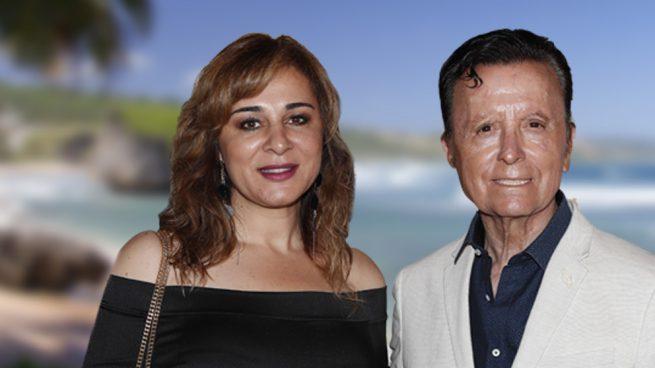 Ana María Aldón y José Ortega Cano