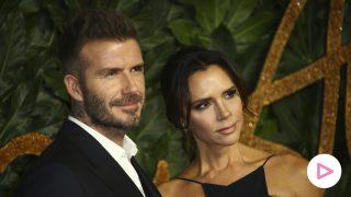 Los Beckham en una imagen de archivo / Gtres