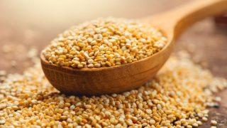 La quinoa es un alimento con propiedades muy beneficiosas