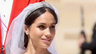 Meghan Markle el día de su boda / Gtres