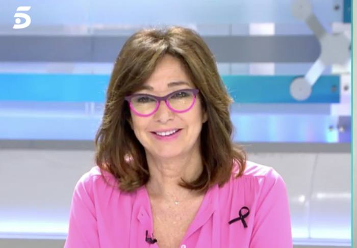 Ana Rosa Quintana La Reina De Las Mañanas Y De Las Gafas