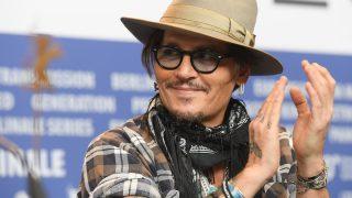 Johnny Depp está arrasando en su llegada a Instagram