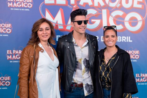 Ana María Aldón, Kiko jimenez, gloria camila