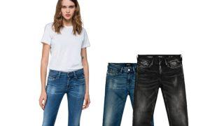 Replay apuesta por la sostenibilidad con sus jeans orgánicos