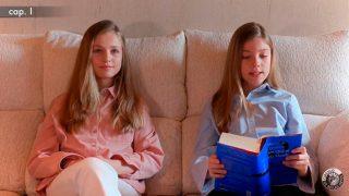 La infanta Sofía se ha estrenado leyendo un fragmento de 'El Quijote' / Círculo de Bellas Artes