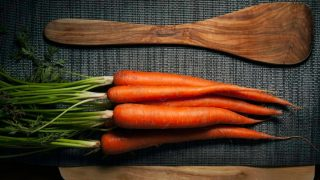 Mascarilla zanahoria