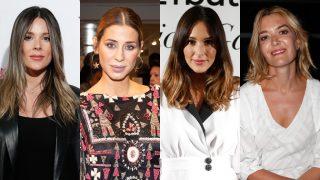 Lorena Gómez, Marta Ortega, Elena Tablada y Rocío Osorno son cuatro de las VIP que han dado a luz en tiempos de coronavirus / Gtres