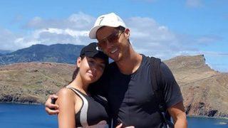 Cristiano Ronaldo y Georgina han dicho adiós al confinamiento con una excursión / Instagram