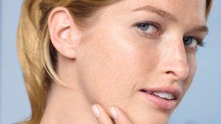 La piel seca necesita hidratación máxima