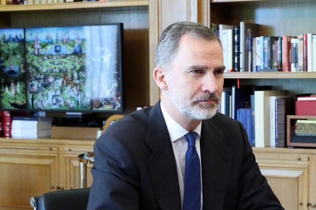 Rey Felipe Broncano