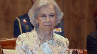 La reina Sofía en una imagen de archivo / Gtres