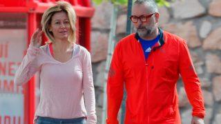 Susanna Griso y su marido, Carles Torras, dando un paseo por las calles de Madrid / Gtres