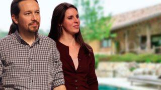 Pablo Iglesias e Irene Montero en un fotomontaje de Look / Gtres y Look