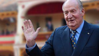 El rey Juan Carlos en un fotomontaje de Look / Gtres