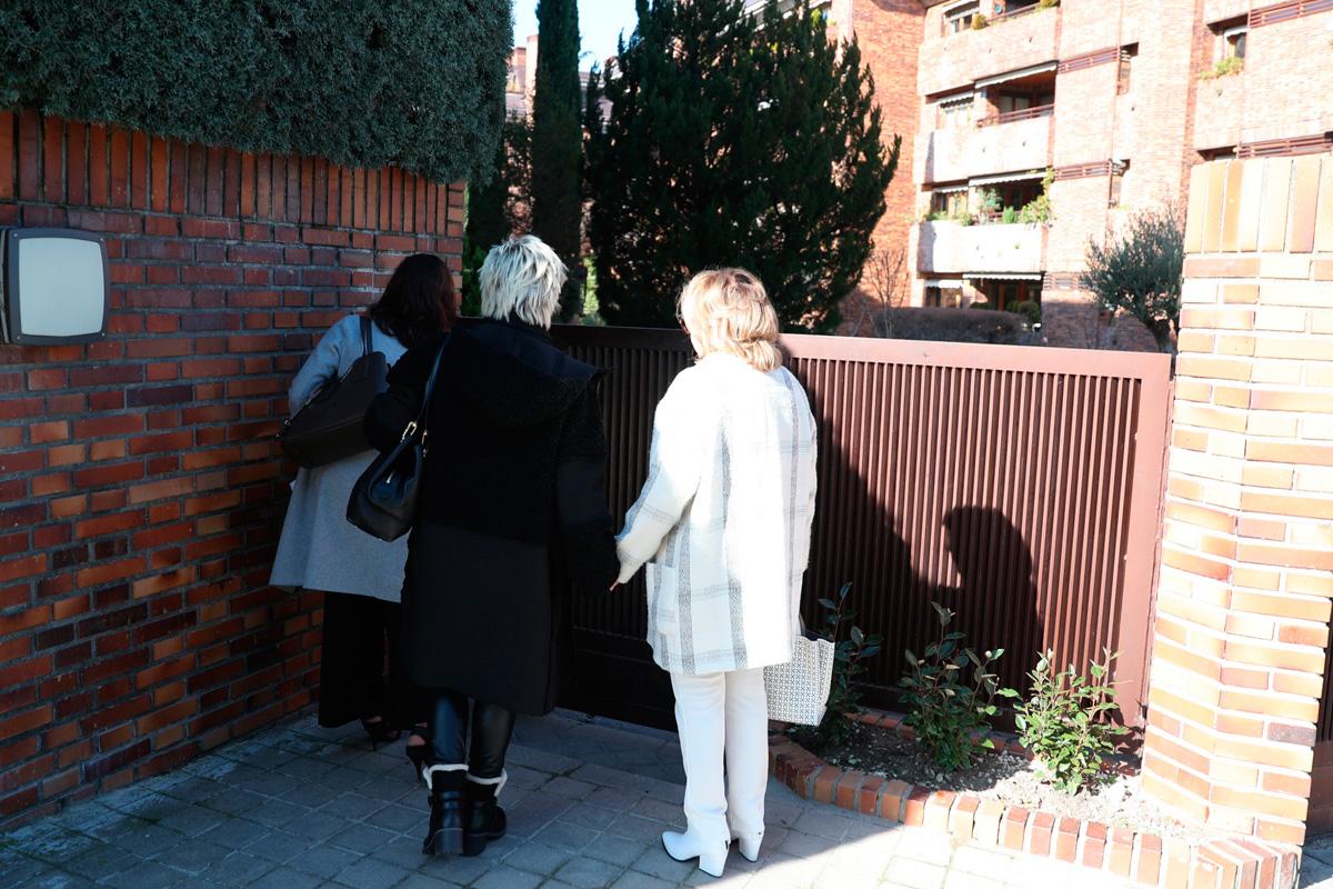 Terelu Campos, María Teresa Campos