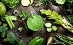 verduras bajar peso