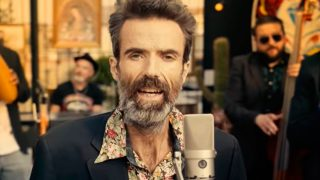 Pau Donés en una imagen de su nuevo videoclip / Jarabe de Palo