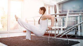 Los mejores ejercicios y objetos para entrenar en casa