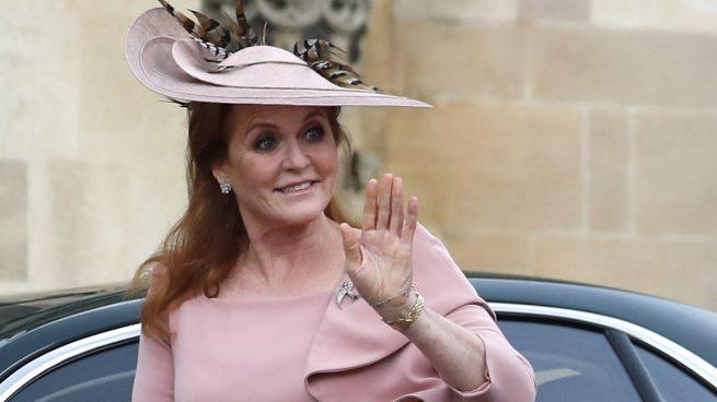 Sarah Ferguson se convierte en 'rival' del príncipe Carlos