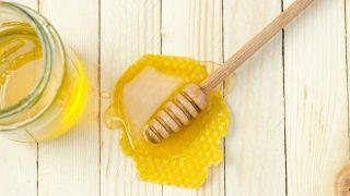Mascarilla de miel hidratante
