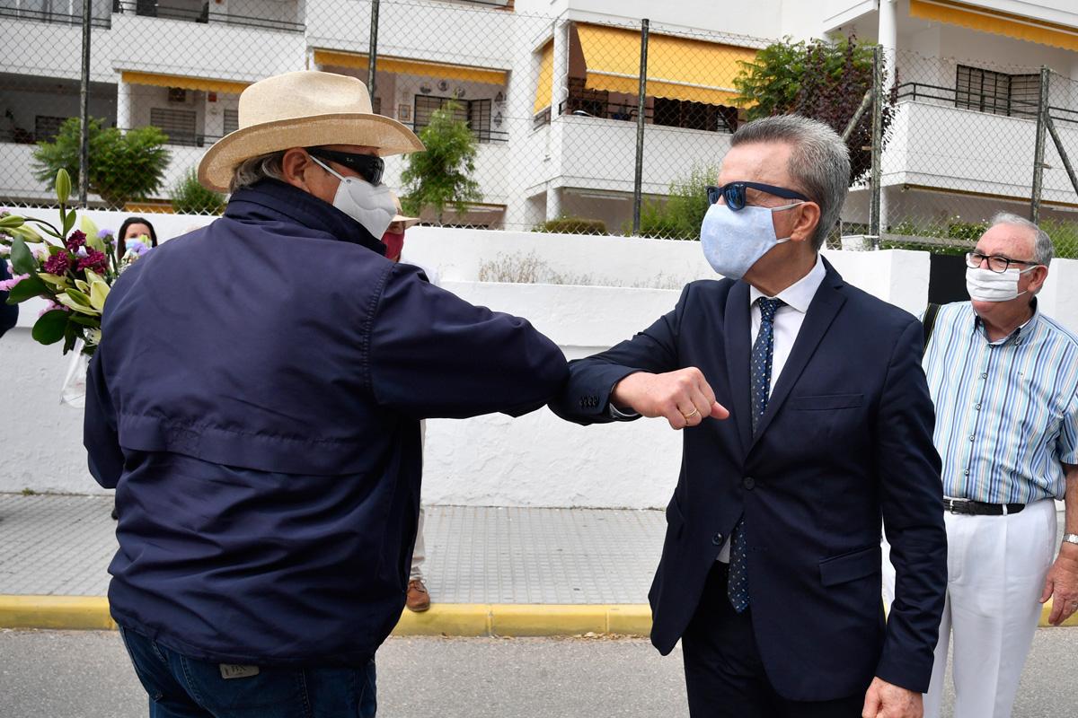 José Ortega Cano y Amador Mohedano