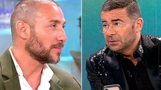 Antonio David Flores y Jorge Javier Vázquez en el Deluxe / Telecinco