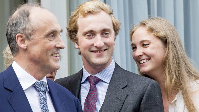 Joaquín de Bélgica en el punto de mira internacional mientras la Corona cierra filas ante el escándalo