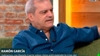 Ramón García habla sobre la pérdida del hijo de Ana Obregón en 'Liarla Pardo'/La Sexta