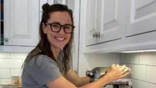 Jennifer Garner comparte la receta de su plato favorito: Atún con infusión de hierbas