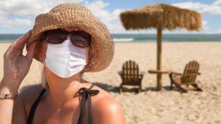Consejos para ir a la playa con la mascarilla