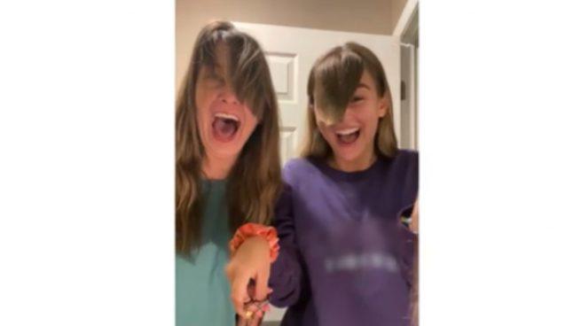 Dove recopila los mejores vídeos de cortes y tintes de pelo en casa durante el confinamiento