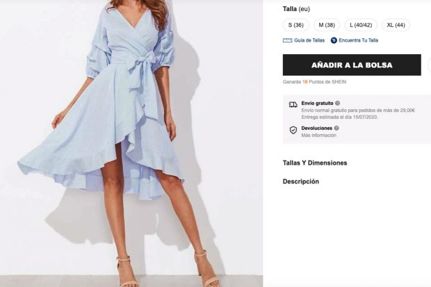 17 euros: esto es lo que cuesta la versión low cost del vestido que une a Letizia y a Meghan Markle