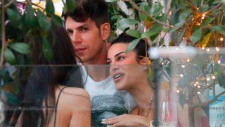 Carla Barber y Diego Matamoros llevan poco juntos, pero van muy en serio / Gtres