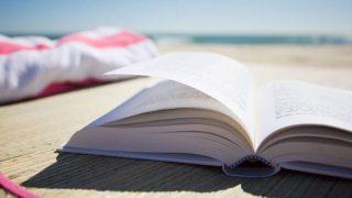 Leer en la playa