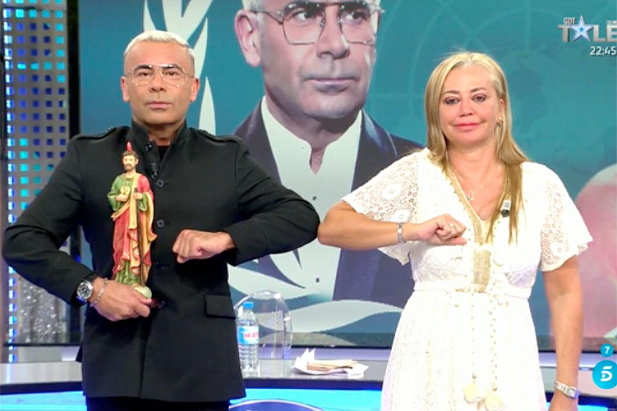 Belén Esteban, Jorge Javier Vázquez
