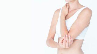 La piel de los codos es muy sensible y necesita cuidados especiales