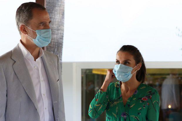 Letizia, ejemplo de conducta perfecta frente al coronavirus para las royals europeas