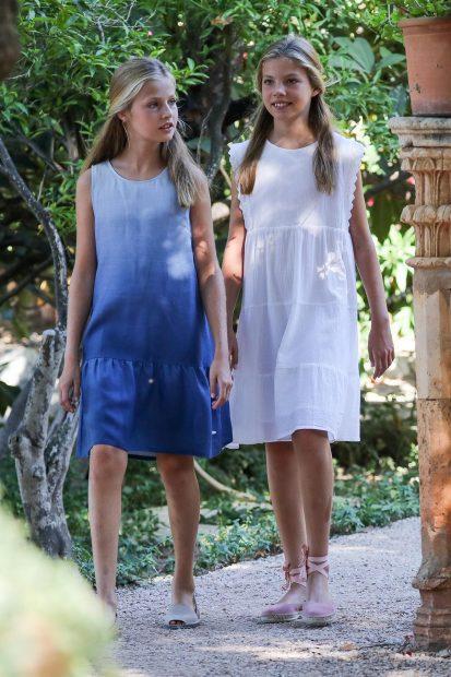 El nuevo comodín de estilo de Leonor y Sofía que marca su entrada en el mundo 'teen'
