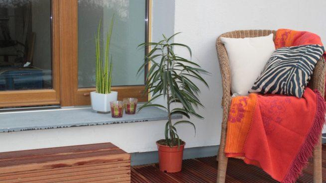 Cómo decorar una terraza siguiendo el método Feng Shui